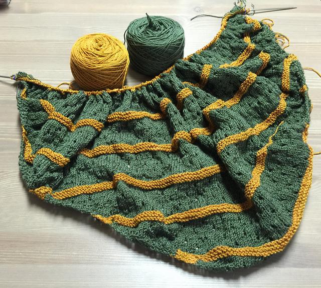 Rhonda in the Attic | In every attic hides a yarn addict.